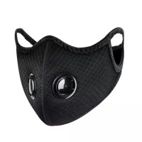 MASKER SPORT N95 / OUTDOOR MASK WITH ACTIVE CARBON PM 2.5