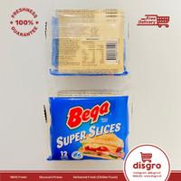 Bega cheese super slices 250gr keju bega super slice