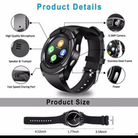 Smartwatch v8 bisa telpon