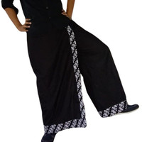 Celana Sarung Wadimor Batik