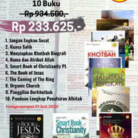 Paket Promo Buku Teologi