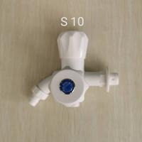 Kran / Keran Air Cabang Plastik SOLIGEN S10