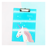 Papan jalan unicorn blue