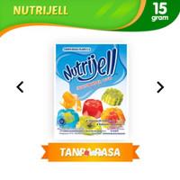 nutrijell jelly powder plain 15 gr