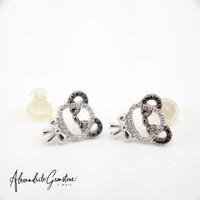 Anting Emas Berlian - Perhiasan Anak & Bayi D0516002 - AG Jewellery