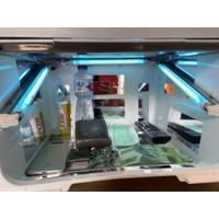 UVC Box sterilizer (3 Lampu UVC 8watt) box sterilisasi / box uvc / UV