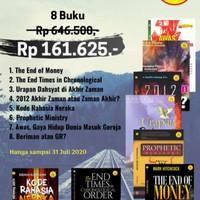 Paket Promo Buku Akhir Zaman
