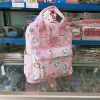 Tas sekolah anak TK import Sanrio Hello Kitty 3303