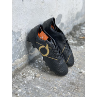 sepatu bola ortuseight original Sabre FG black gold new 2020