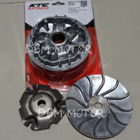 Pulley KTC-Kytaco For Honda Vario 150- PCX 150- ADV 150.
