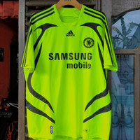 Jersey bola Chelsea 3rd 2007 second original