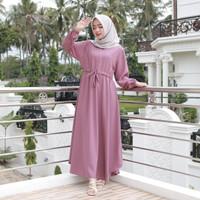 Fashion Baju Gamis Dress Tunik Muslim Wanita Terbaru Cloe Maxi
