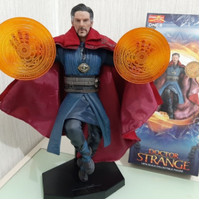Action Figure Crazy Toys Doctor Strange Marvel Avengers