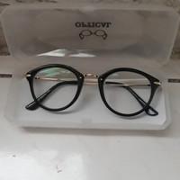 frame kacamata oval