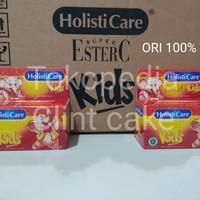 HOLISTICARE ester c kids isi 30 tablet hisap ESTERC KID HOLISTI CARE