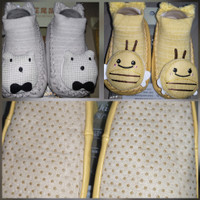 Sepatu Kaos Kaki Anti slip bayi
