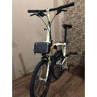 Tas Front Block sepeda lipat