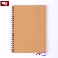 Craft Paper Planner/Monthly|Muji-Buku Agenda Muji