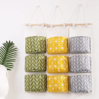 Pouch gantung 3 sekat/Storage bag gantung