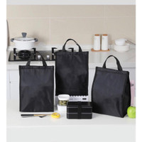 Tas Bekal LUNCH BAG PENGHANGAT MAKANAN HOT / COOLER BAG Waterproof 15L