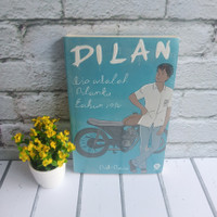 Novel lokal Dilan (segel/baru)