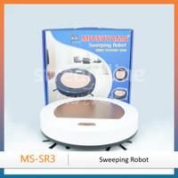 [Mitsuyama] Sweep Robot Penyedot Debu Otomatis Vacuum Cleaner MS-SR3