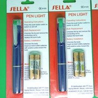 Penlight Sella/Diagnostic Pen Sella
