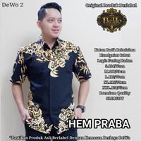 Macan Kuning Kemeja Batik Original Solo High Quality Keren Berwibawa