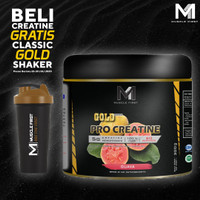 MUSCLEFIRST PRO CREATINE 300 GRAM GOLD SERIES M1 NUTRION MUSCLEFIRST