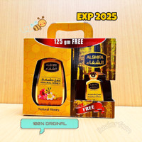 Madu Al Shifa Paket 500gr free 125 gr