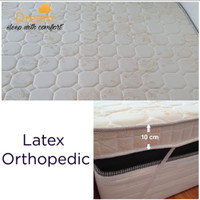Mattress topper latex orthopedic 120 Dream