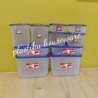 Toples set Calista Toples plastik kotak toples lebaran isi 10 pcs