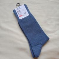 kaos kaki uniqlo original men/cowo regular socks
