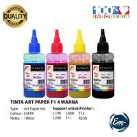 Tinta Printer EPSON Art Paper Merk F1