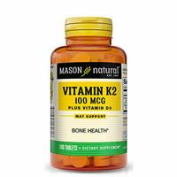 mason vitamin k2 vit k2 vitamin k vit k vitamin d3 d vit d3 d 100 tab