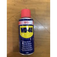 WD 40 / pelumas anti karat 120 ml