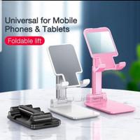 Liftable Foldable Holder Hp Tab Stand Meja Folding BM-W07