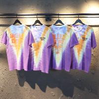 Gallery Dept Hollywood Purple Tie Dye T-shirt