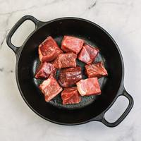 500gr Beef Knuckle Daging Sapi Kelapa Potong Kotak 3cm Import AUS