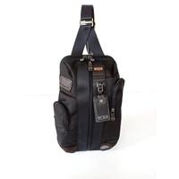 Tas Pria Tumi Sling Higgins Backpack Black