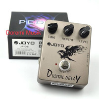 Efek gitar joyo JF 08 Digital Delay original