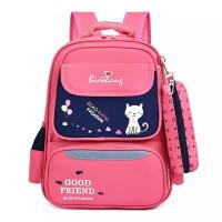 Tas Backpack Sekolah Perempuan Tas Anak Wanita Tas Ransel Wanita