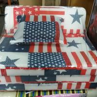 Kasur Busa Lipat Ukuran 70cm Sofa Bed Lipat