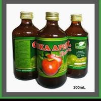 Cuka Apel Batu Asli Organik 300ml