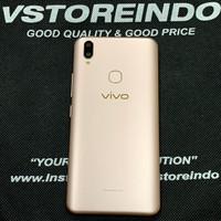 Vivo V9 4/64 GB Ex Resmi Vivo Indonesia Second Bekas Seken Original