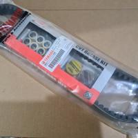 Vanbelt Van belt Assy Roller Gemuk Yamaha N Max Nmax 155 2DP