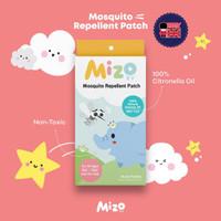 Stiker nyamuk bayi mizo by nokito mosquito baby anti nyamuk