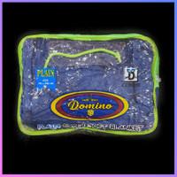 Selimut Polos Emboss Super Soft 150x200 cm 900 Grm + Tas