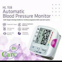 Tensimeter Digital Pergelangan Tangan Dr. Care HL-158