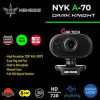 NYK NEMESIS A70 / A 70 DARK KNIGHT Webcam with Hi-Res Original